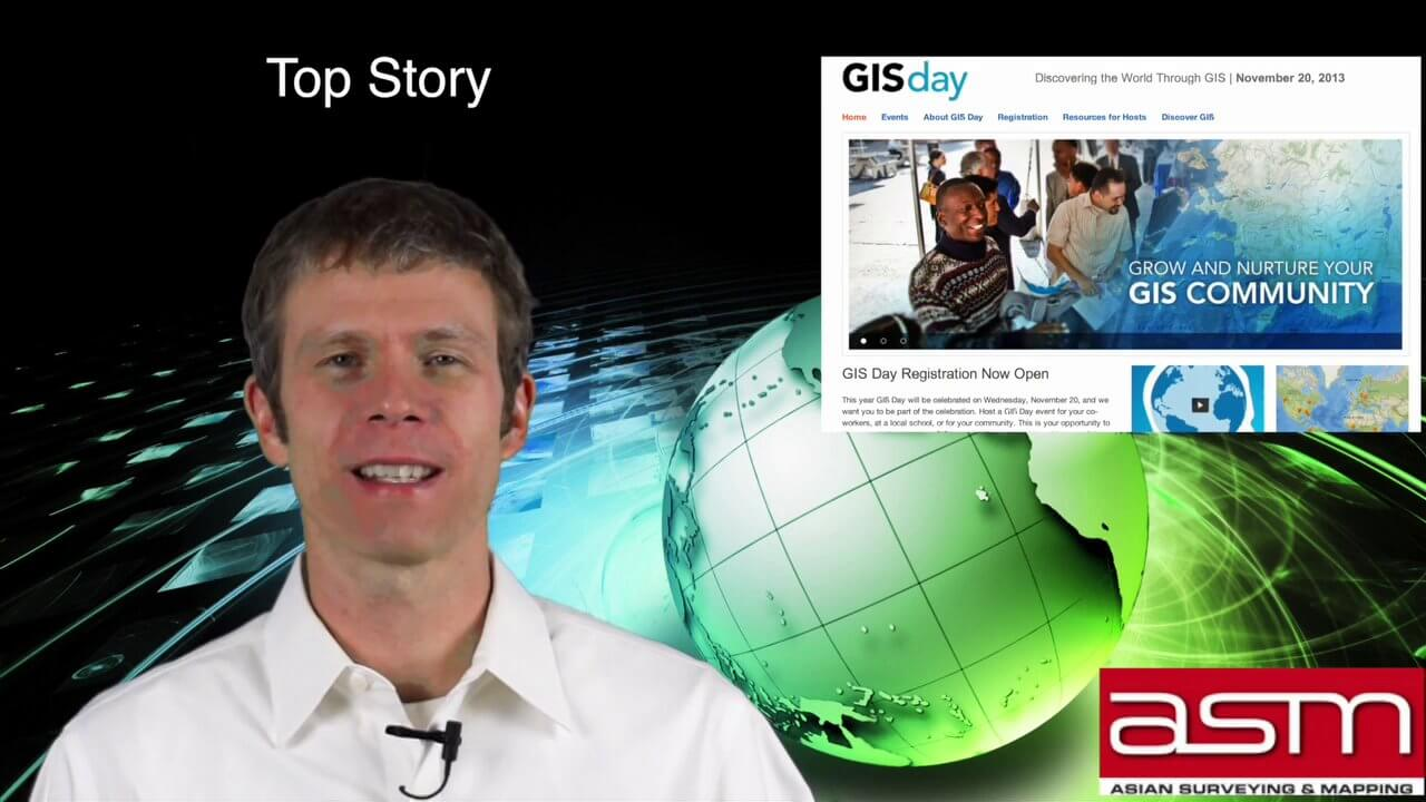 GIS Day Broadcast 11_20 (Free Sentinel imagery, Czech Cadastre, Google Explore and more)