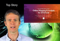 5_29 Education Broadcast (Esri ConnectED, Greenland Glaciers and More)