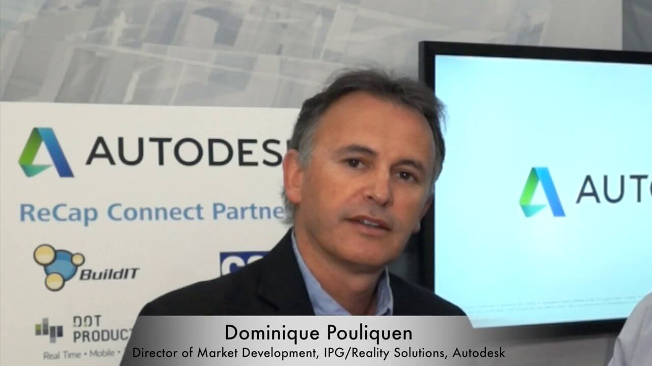 Dominique Pouliquen Interview (Autodesk)