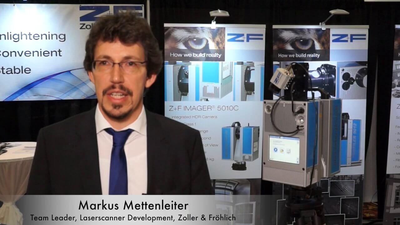 Simon Kresser and Markus Mettenleiter (Z+F) Interview