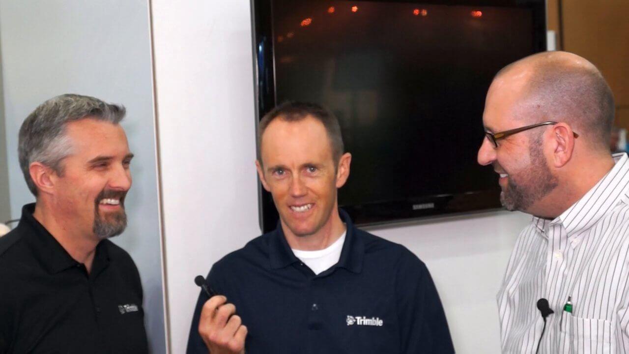 Tim Lemmon and Todd Steiner Interview (Trimble)