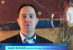 Hexagon's Schmidt Discusses Water Solutions