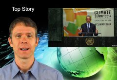 10_2 Climate Change Broadcast (UN Climate Summit, Tsunami Evacuation Maps and More)