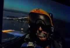 Blue Angels Pilot Delivers Dimensions Keynote (1 of 3)
