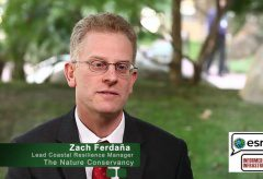 The Nature Conservancy's Zach Ferdaña and Coastal Resilience at the Geodesign Summit