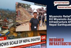 Miyamoto Relief's Kit Miyamoto Assesses Infrastructure After Nepal Earthquake