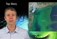 8_13 Earth Imaging Broadcast (Toxic Phytoplankton, Climate Change and More)
