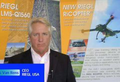 RIEGL Creating 3D Data for Improved Disaster Response