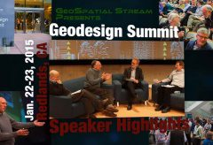 Geodesign Summit 2015: Speaker Highlights