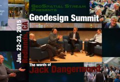 Geodesign Summit 2015: The Words of Jack Dangermond