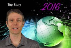 1_7 New Year Broadcast (Predictions for 2016, Weather Monitoring and More)